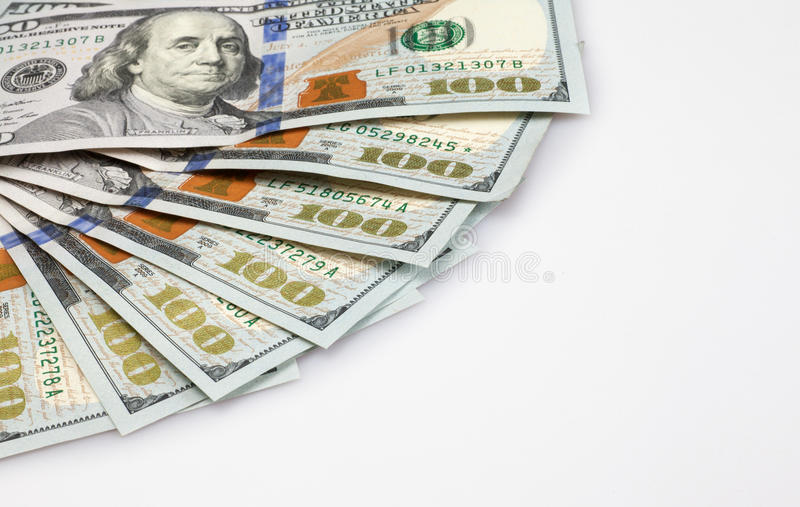 Download Dollars stock image. Image of hundred, business, number - 39125607
