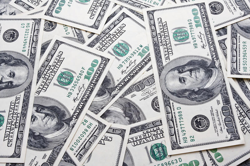 Download Dollars stock photo. Image of background, american, heap - 36379938