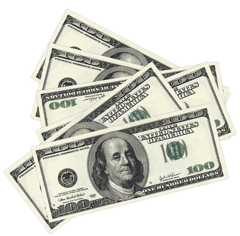 Dollars money stock image