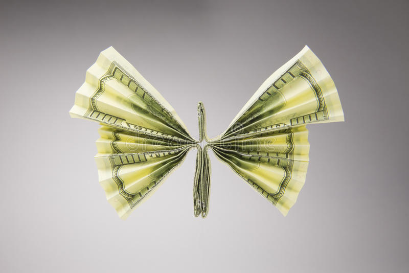 Download Dollars Sous Forme De Papillons Image stock - Image du durée, financier: 77150719
