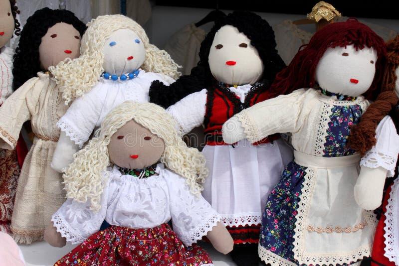Dolls Stock Photography