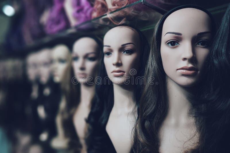The dolls stock photo
