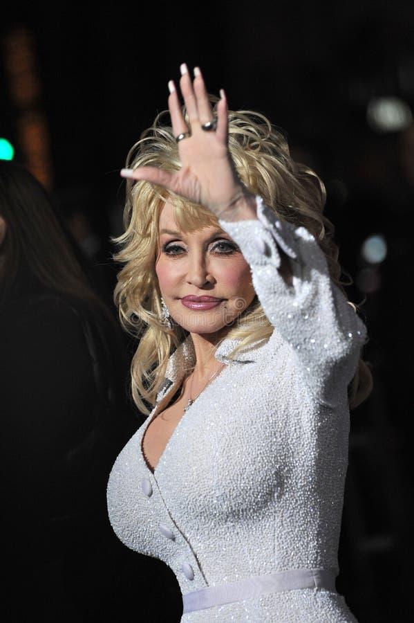 Dolly Parton foto de archivo
