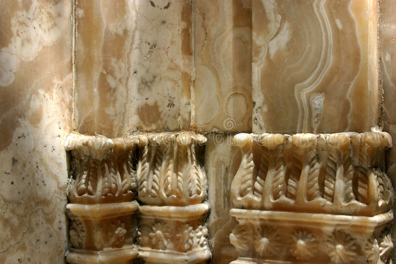 dolmabahce παλάτι στοκ εικόνες