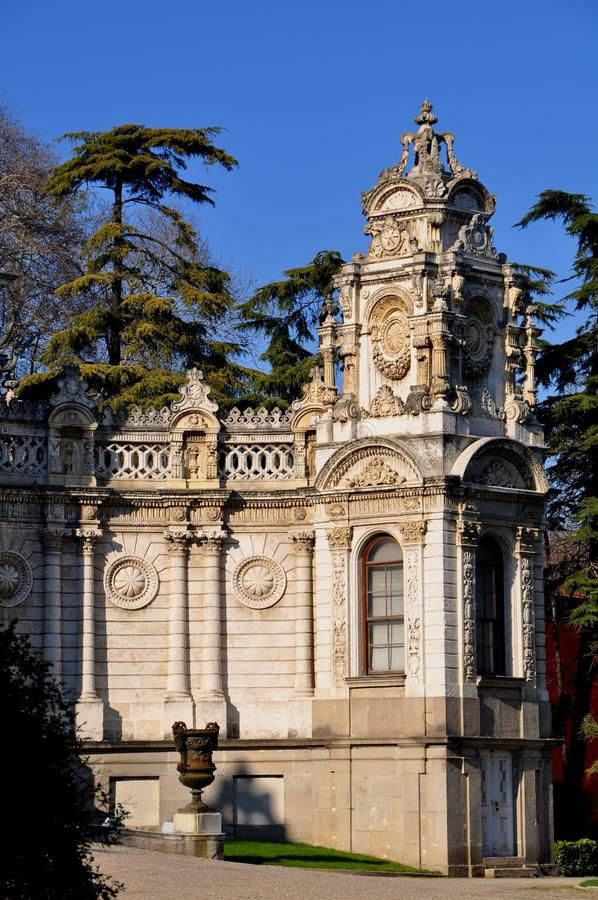 Download Dolmabahce palace stock image. Image of angle, dolmabahce - 39512895