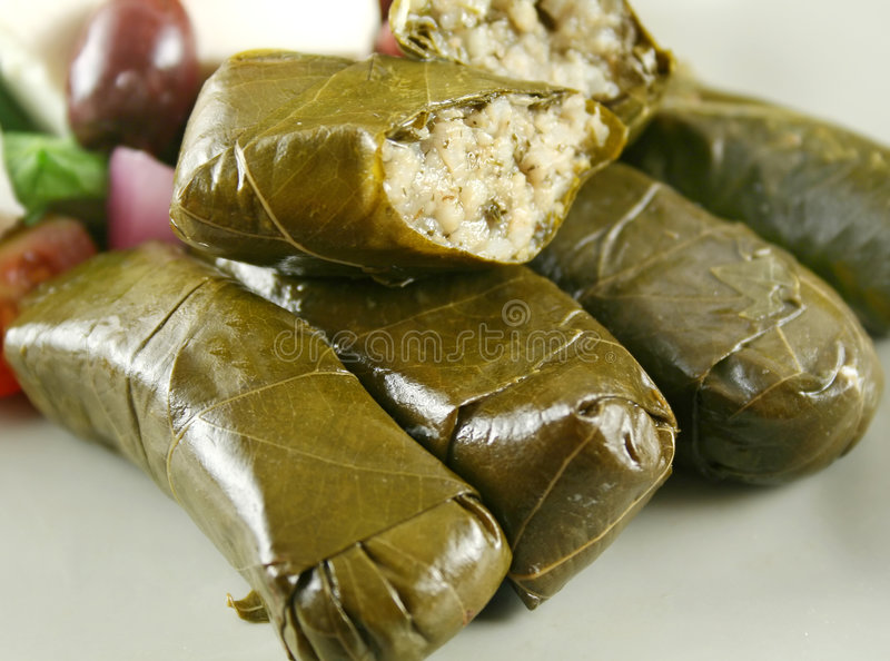 Dolmas stock photography