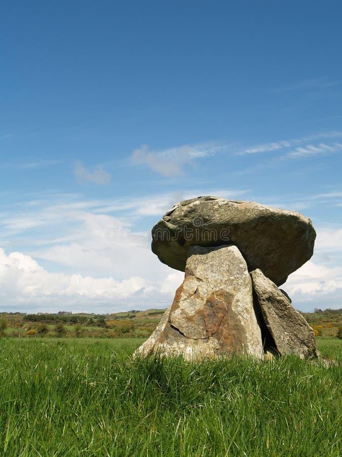 dolmen πύλη στοκ φωτογραφία με δικαίωμα ελεύθερης χρήσης