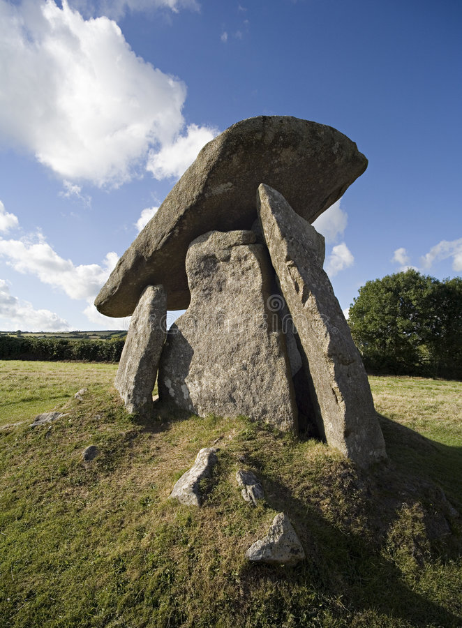 Download Dolmen stock image. Image of stone, tumulus, england, ruin - 1067045