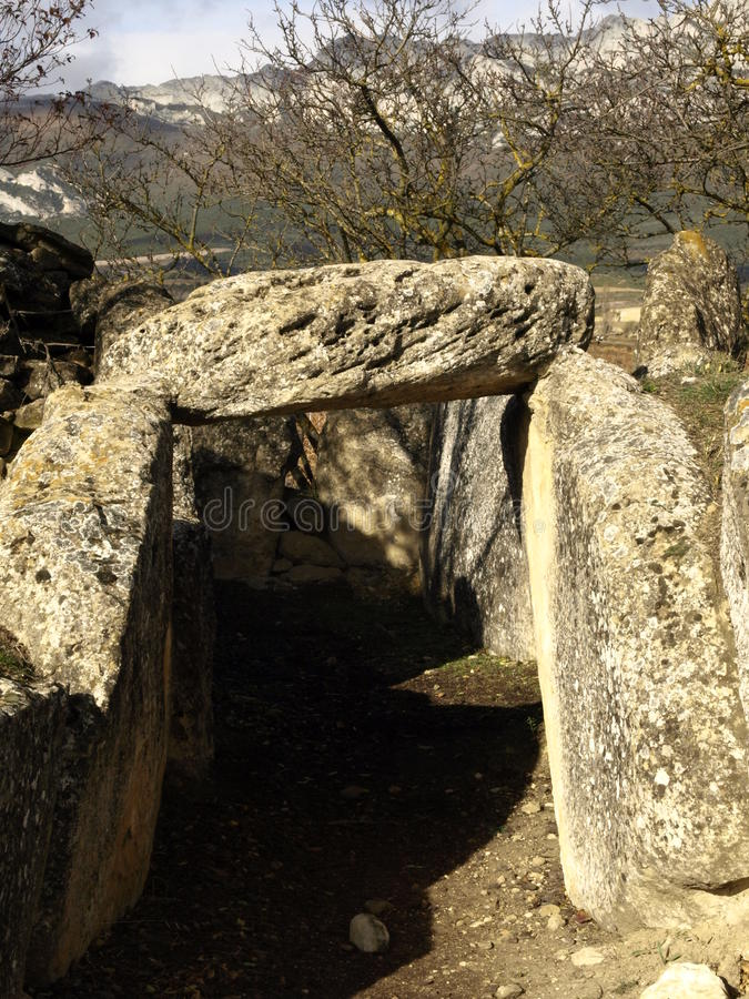 Dolmen foto de stock royalty free