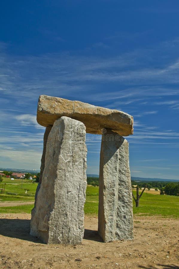 dolmen στοκ φωτογραφίες