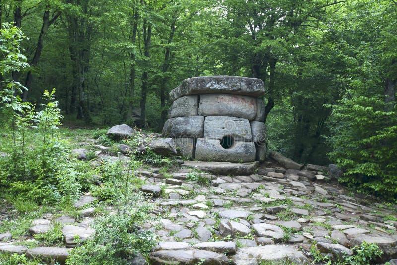 dolmen fotografia de stock royalty free