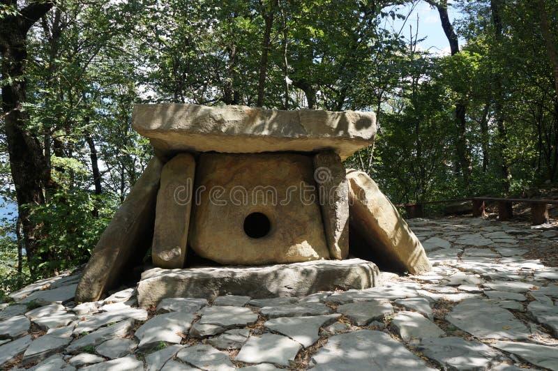 dolmen royalty-vrije stock foto