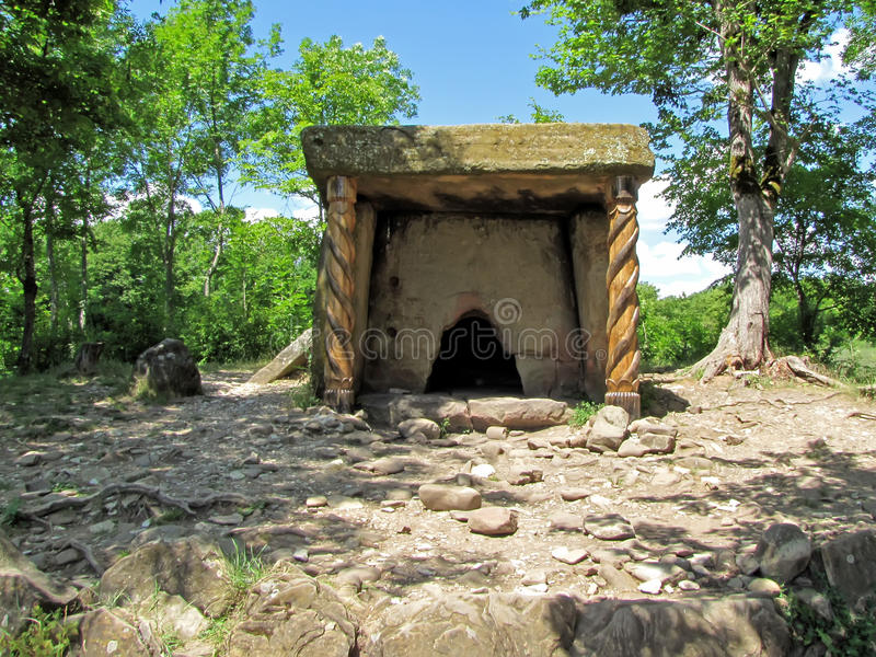 dolmen zdjęcia stock