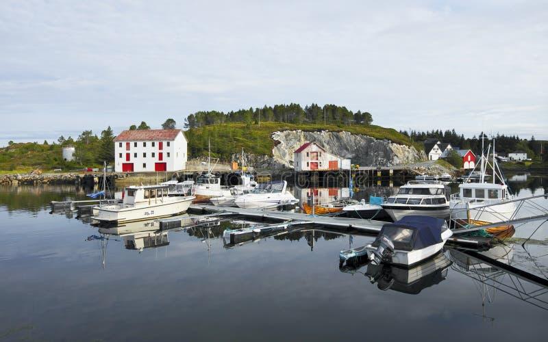 Dolmoy, Hitra - Noruega imagen de archivo