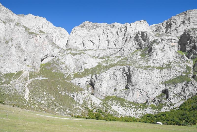 Dolomies Mountain Stock Image