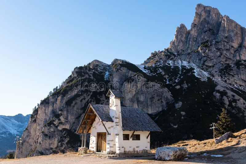 Dolomit in Italien lizenzfreies stockfoto