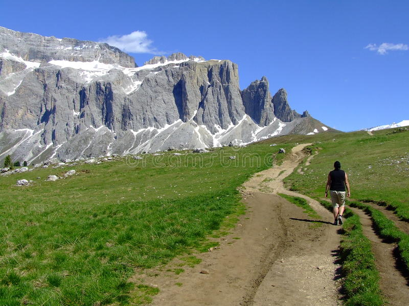 Download Dolomites stock image. Image of beauty, panoramic, nice - 13006315