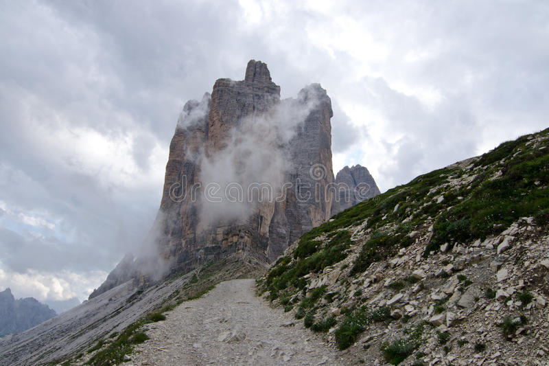 Download Dolomites stock photo. Image of mountains, bigwall, cime - 26003524