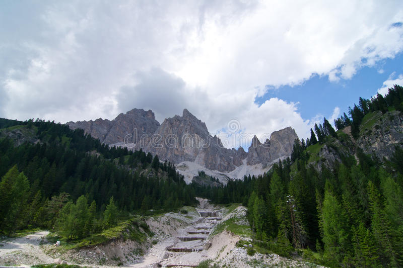 Download Dolomites stock image. Image of italy, life, altitude - 26003725