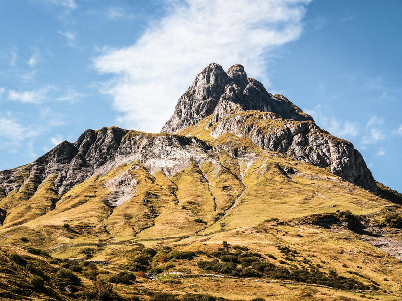Download Dolomites stock image. Image of clear, blue, green, alps - 29014125