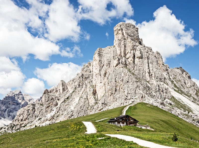 Download Dolomites stock photo. Image of cloud, meadow, image - 29014172
