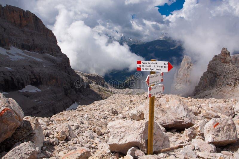 Dolomites photo stock