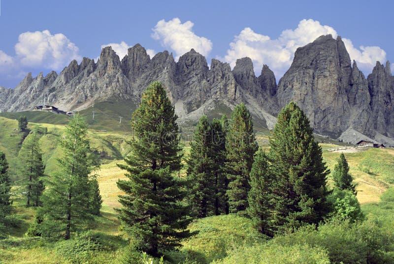 Dolomites fotografia de stock