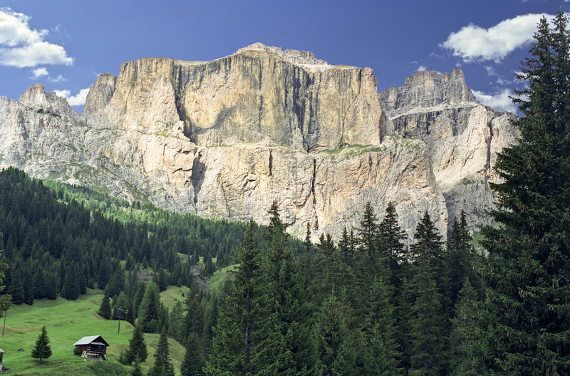Download Dolomites Royalty Free Stock Photography - Image: 4648777