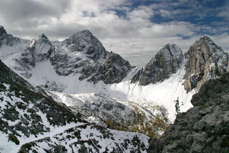 Download Dolomites stock photo. Image of wild, spruce, climbing - 9293644