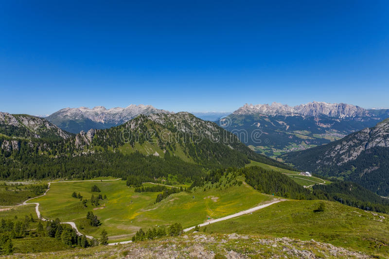 Download Dolomites Mountain In Summer Stock Photo - Image: 34062798