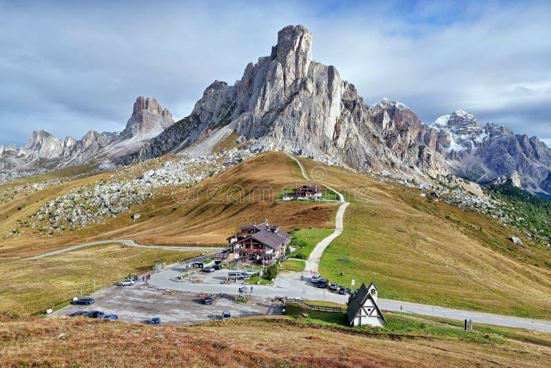 Dolomites mountains ,Italia royalty free stock photography