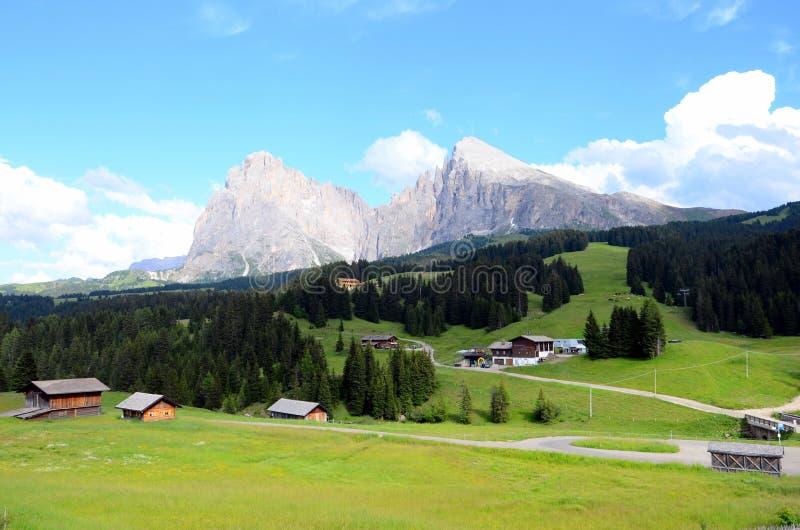 Download Dolomites Mountains Landscape Stock Photo - Image: 20837462