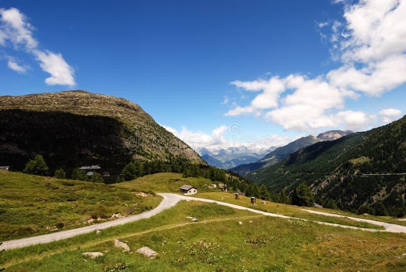 Dolomitesdal arkivbilder