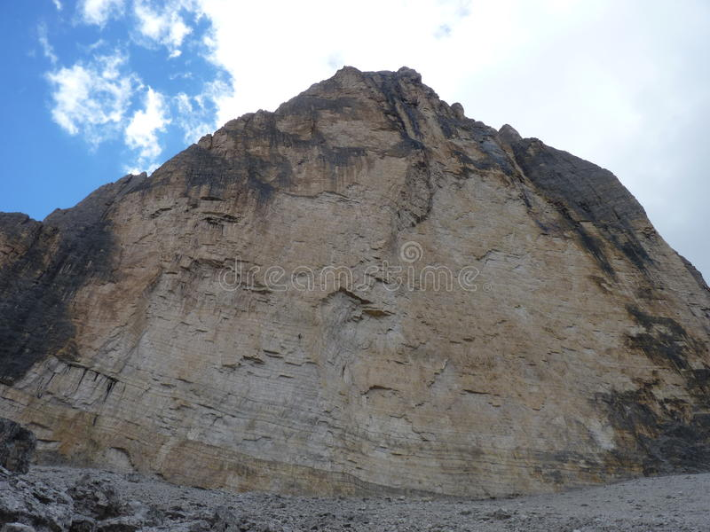 Dolomiti Άλπεων στοκ φωτογραφίες με δικαίωμα ελεύθερης χρήσης