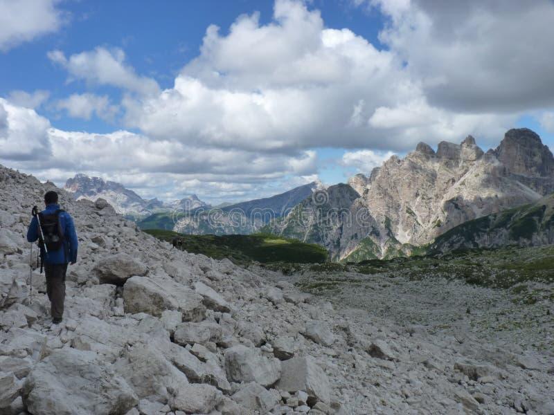 Dolomiti Άλπεων στοκ εικόνα