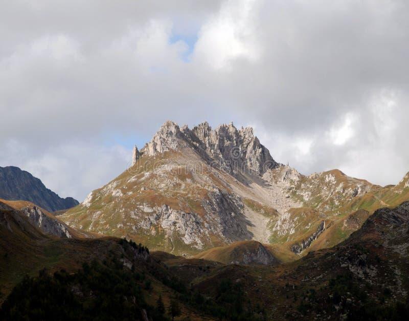 Dolomitic maxima arkivfoton