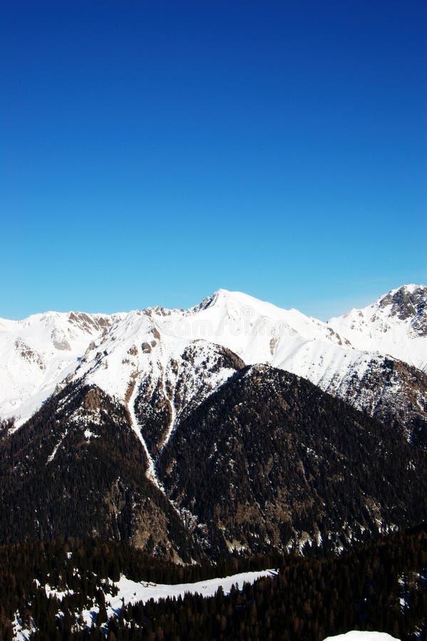 Dolomities - Italië royalty-vrije stock foto
