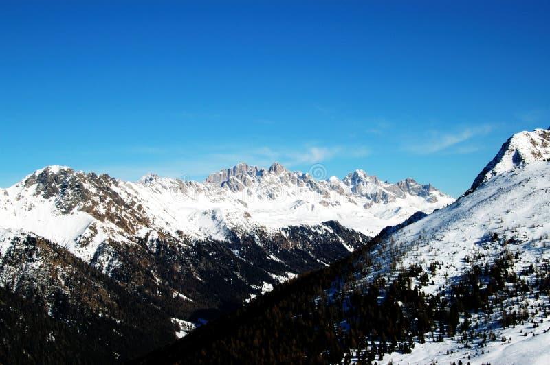 Dolomities - Italia fotos de archivo libres de regalías