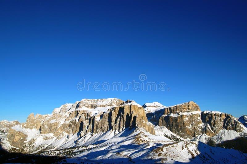 Dolomities - l'Italie image libre de droits