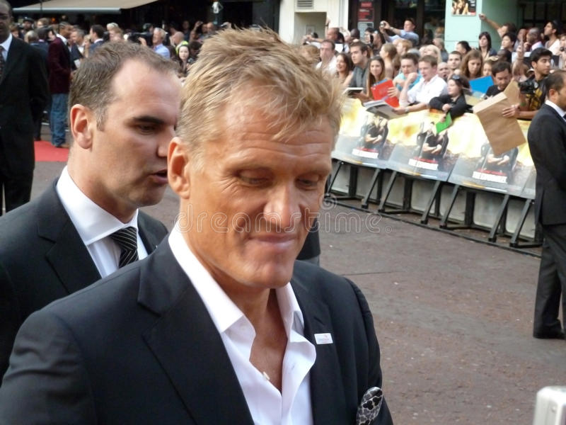 Download Dolph Lundgren At The Expendables Premiere Editorial Stock Photo - Image: 15584108