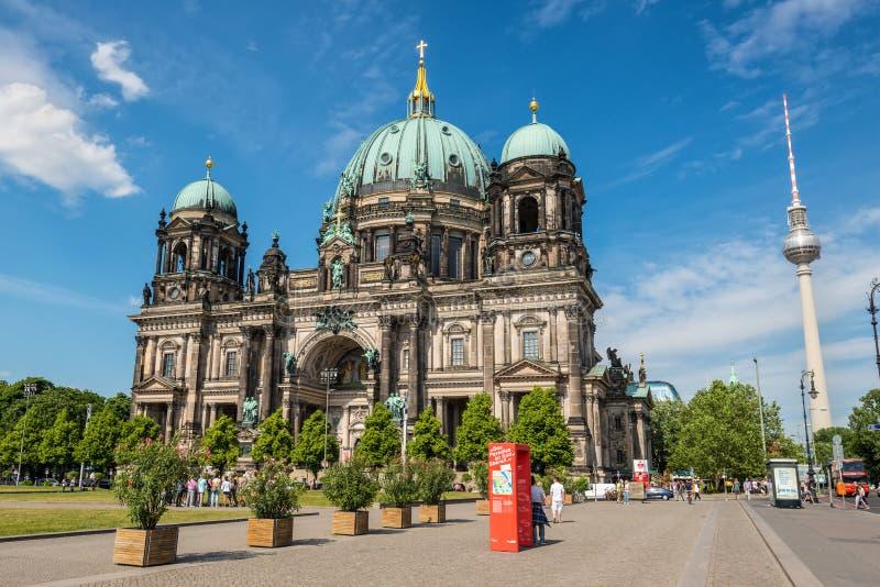 dom Германия собора berlin берлинец стоковое фото rf