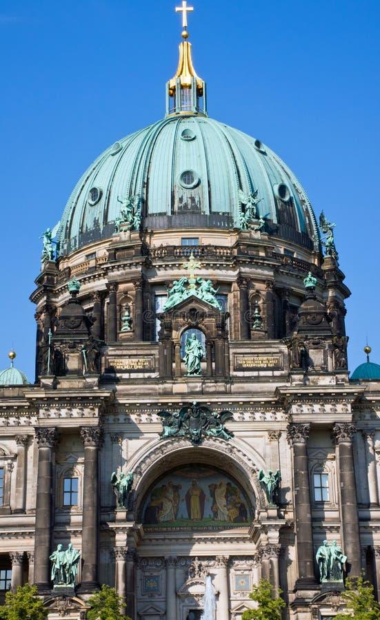 dom детали berlin стоковое фото rf