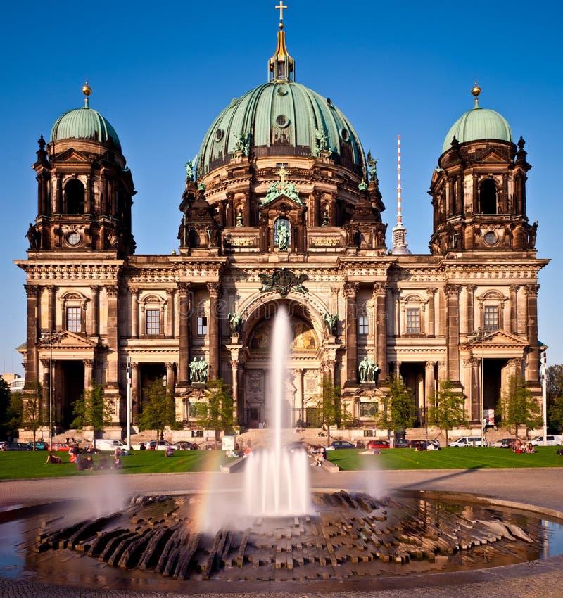 dom собора berlin берлинец стоковое изображение rf
