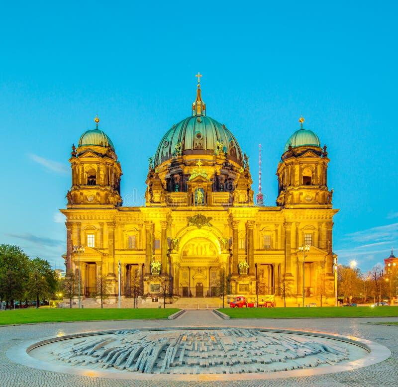 dom собора berlin берлинец стоковые фотографии rf