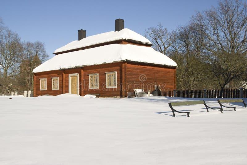 Download Dom zdjęcie stock. Obraz złożonej z zimno, marznący, sławny - 13329224