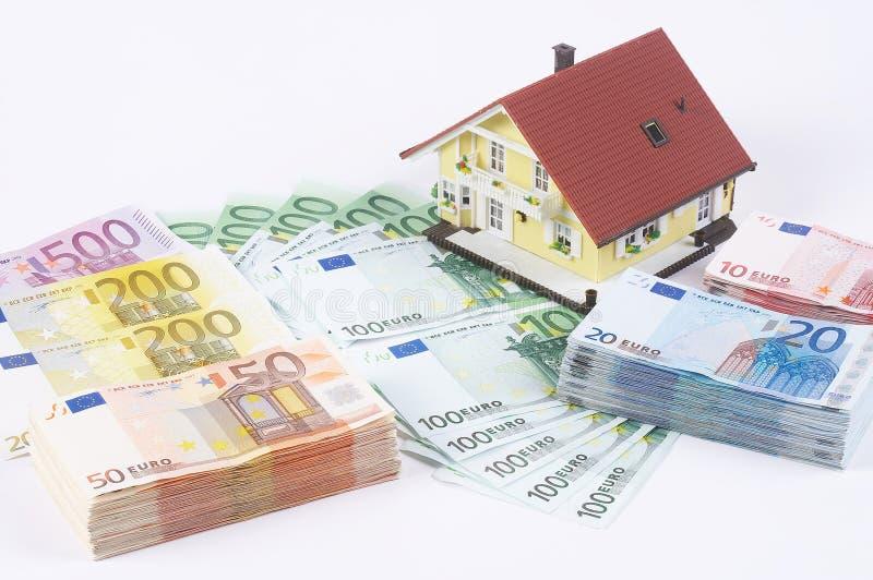 dom banknotów, zdjęcie royalty free