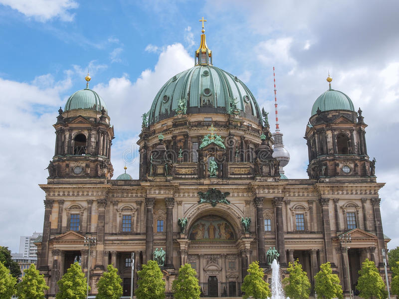 dom berliner berlin стоковое фото rf