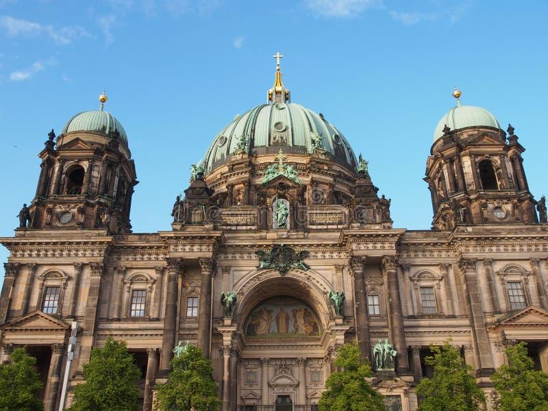 dom berliner berlin стоковое изображение rf