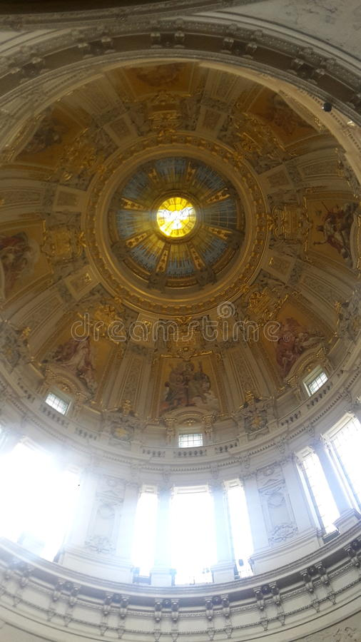 dom berliner berlin стоковая фотография