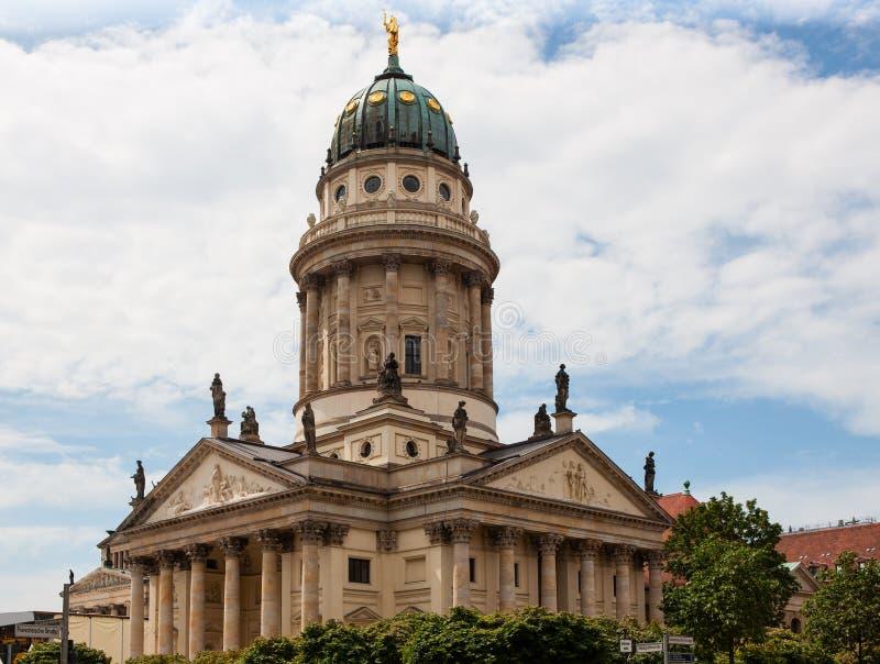 Dom de Franzosischer, catedral francesa en Berl?n, Alemania imagenes de archivo